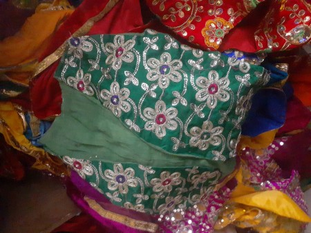 Bhanga dress