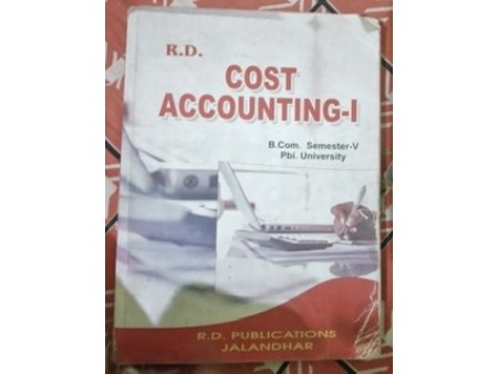 Accounting and cost accounting