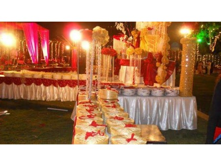 ALL KIND OF CATERING SERVICES WITH VEG AND NON VEG MENU