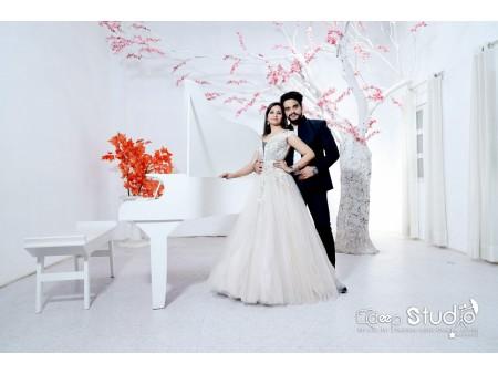 Pre wedding / wedding shot