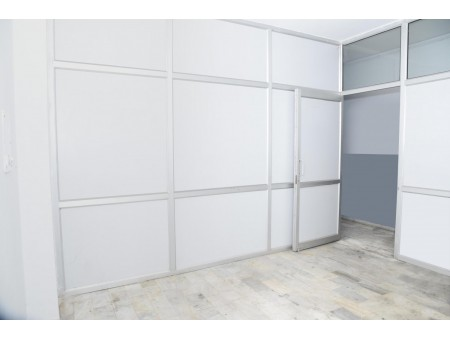 Cabin space for office