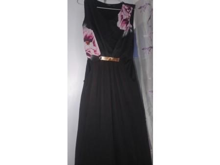Black Party Wear Dress