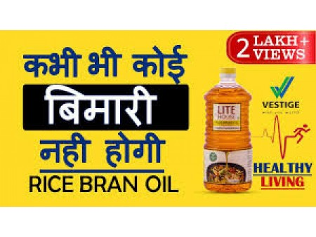 Rice Bran Oil for Healthy Lifestyle