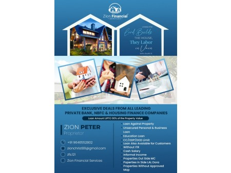 Zion Financial Services