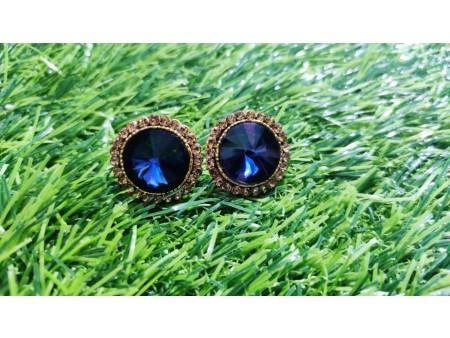 Diamonded earings