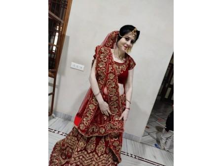Beautiful bride lehnga