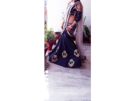 Beautiful Party Wear Lehenga