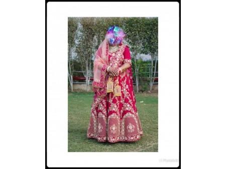 Beautiful bridal Lehenga