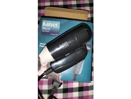 Kaiser micro (carry in purse hair dryer)