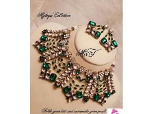 party-wear-green-jewellery-small-0