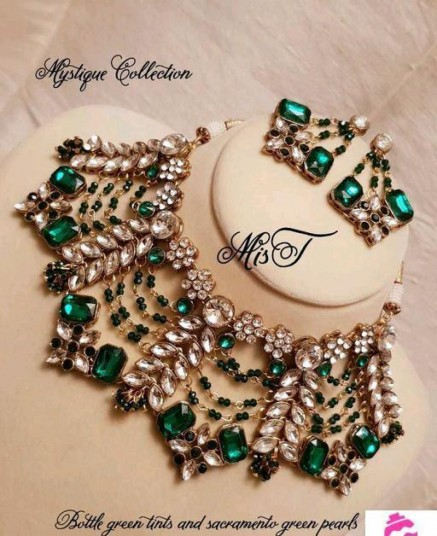 party-wear-green-jewellery-big-0