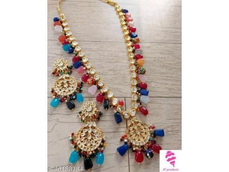 Multi Colour Jewellery