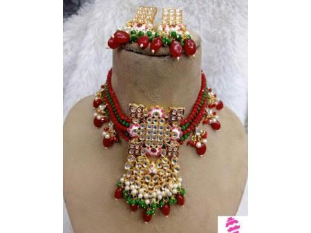 Red & Green Jewellery