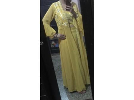 Beautifull yellow dress