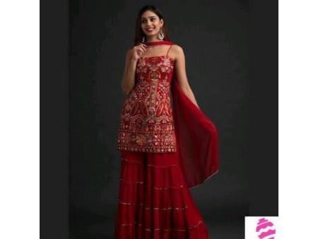 New Red Sharara