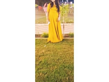 Beautiful Yellow Gown